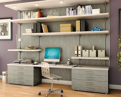 Aménagement d''un bureau