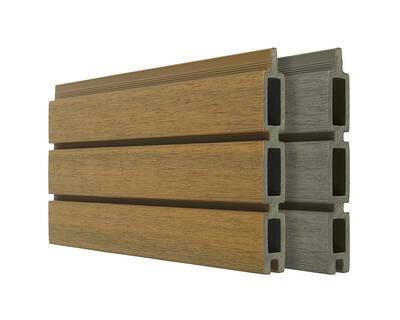 Panneau de clôture composite