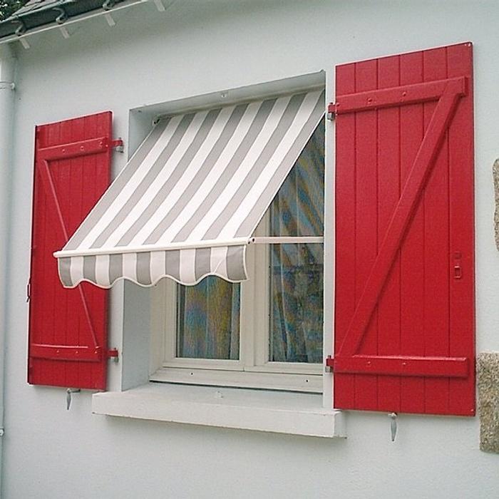 Store protection de soleil - fenêtre 0