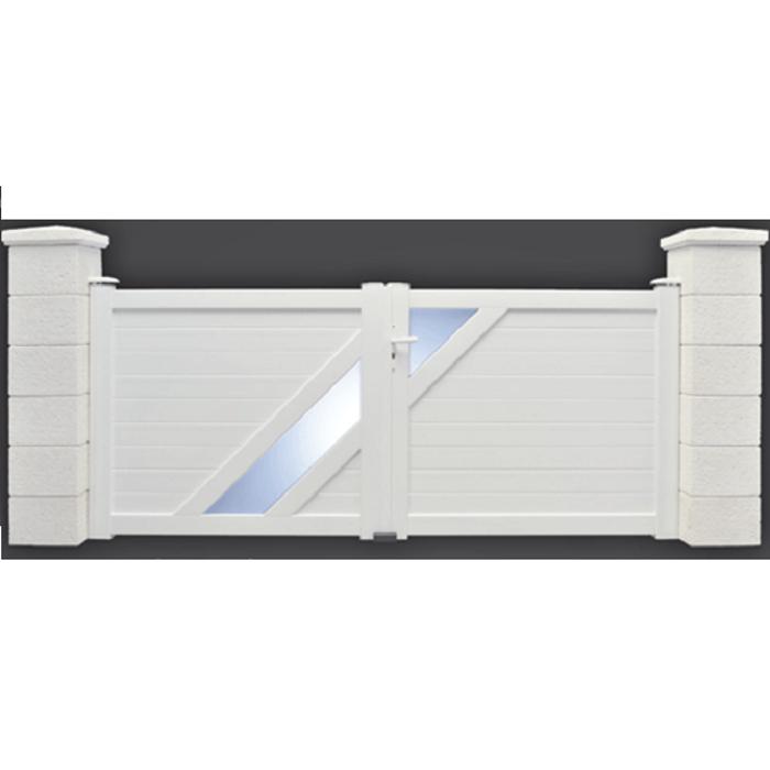 Portail PVC modèle Aurélia 0