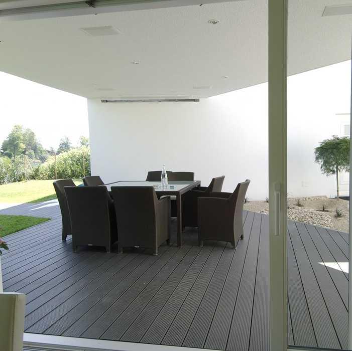 Terrasse composite noir réglisse 0