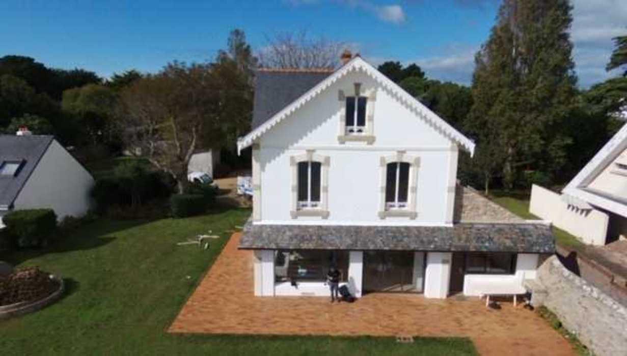 Menuiseries RFP blanc - Saint-Pierre Quiberon r19spq06
