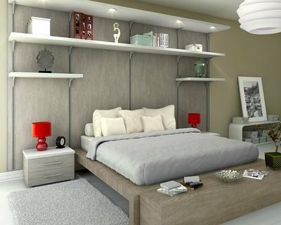 Aménagement d''une chambre