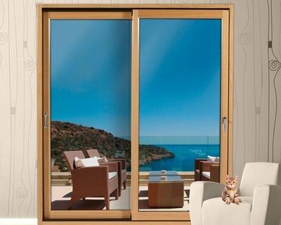 Fenêtre en mixte