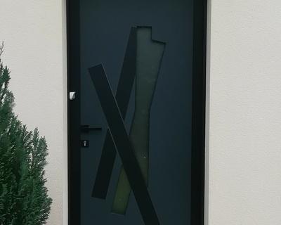 Porte d''entrée Monalu - Vannes -56