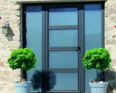Porte d''entrée RAU-FIPRO - Art & Fenêtres