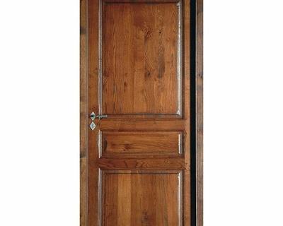 Porte d''intérieur classique