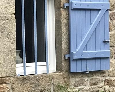 Rénovation fenêtre châssis cintré - Locmariaquer