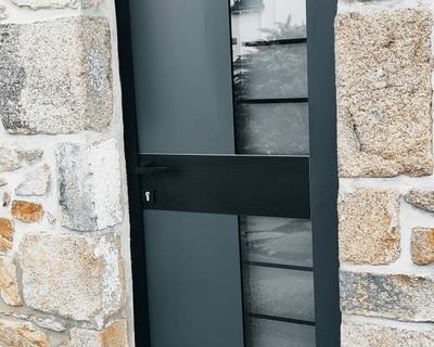 Rénovation fenêtres RAU-FIPRO et porte d''entrée alu