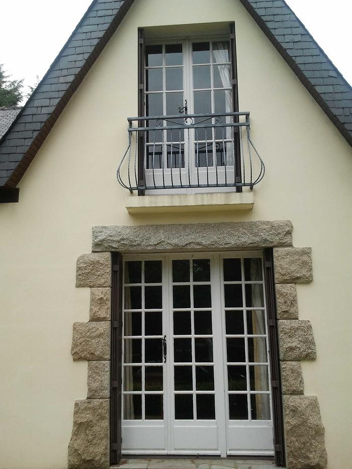 Rénovation des fenêtres pvc - Avant / après a2