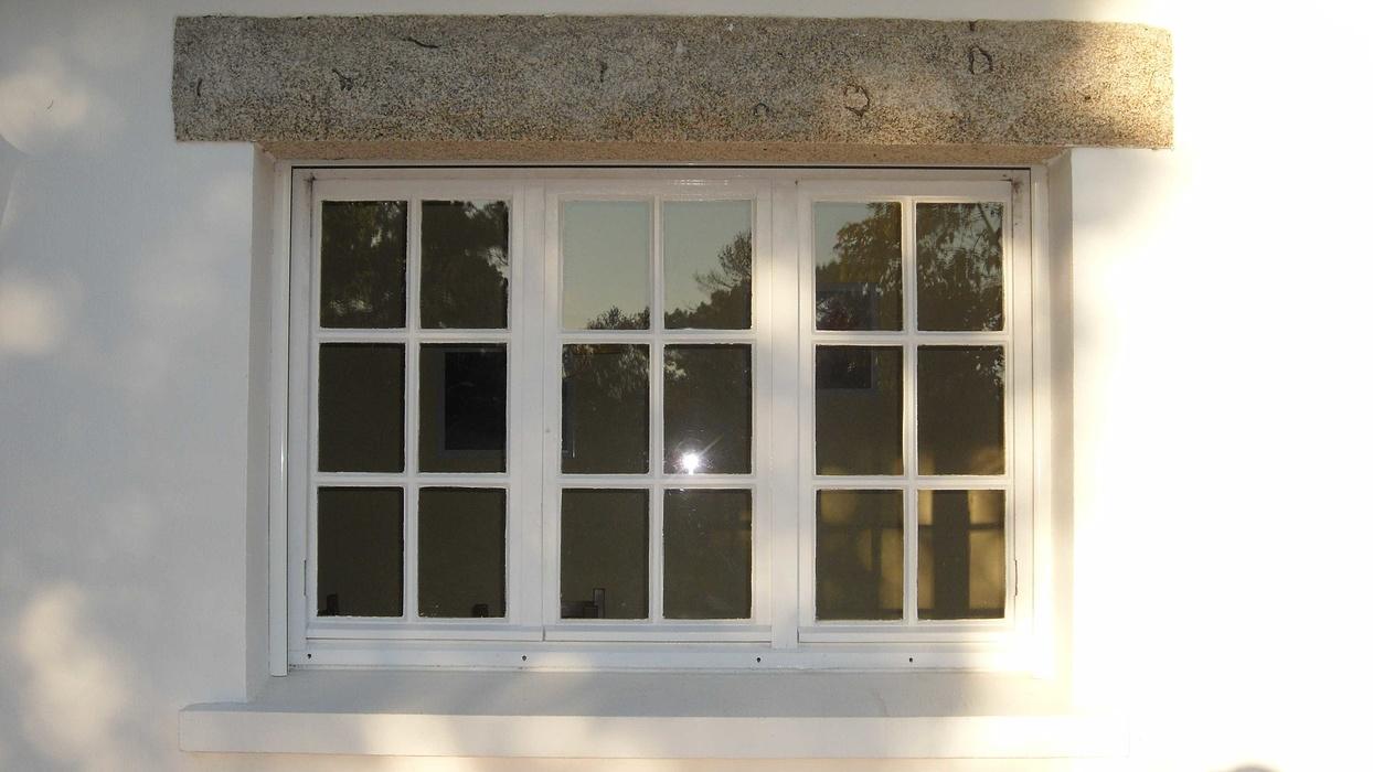 Rénovation des fenêtres pvc - Avant / après b1