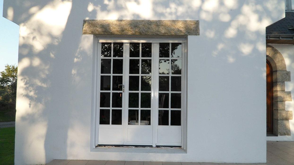 Rénovation des fenêtres pvc - Avant / après b3