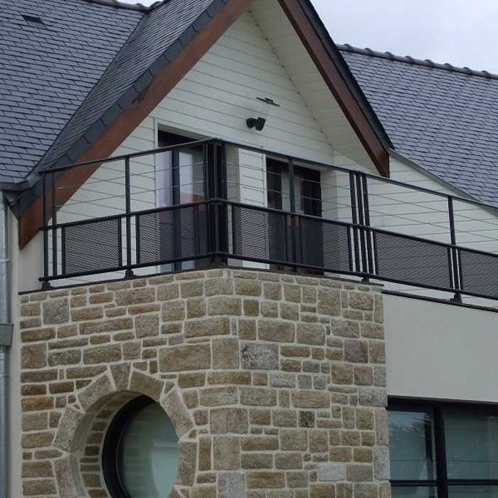 Garde-corps balcon 0