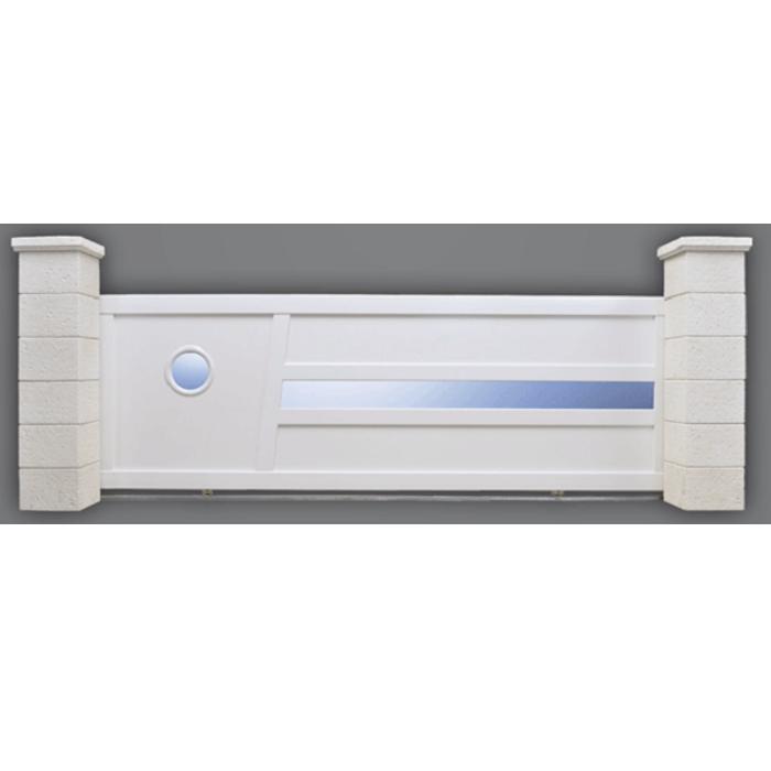 Portail PVC modèle Elite 0
