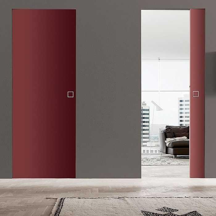 Porte intérieur en bois 0