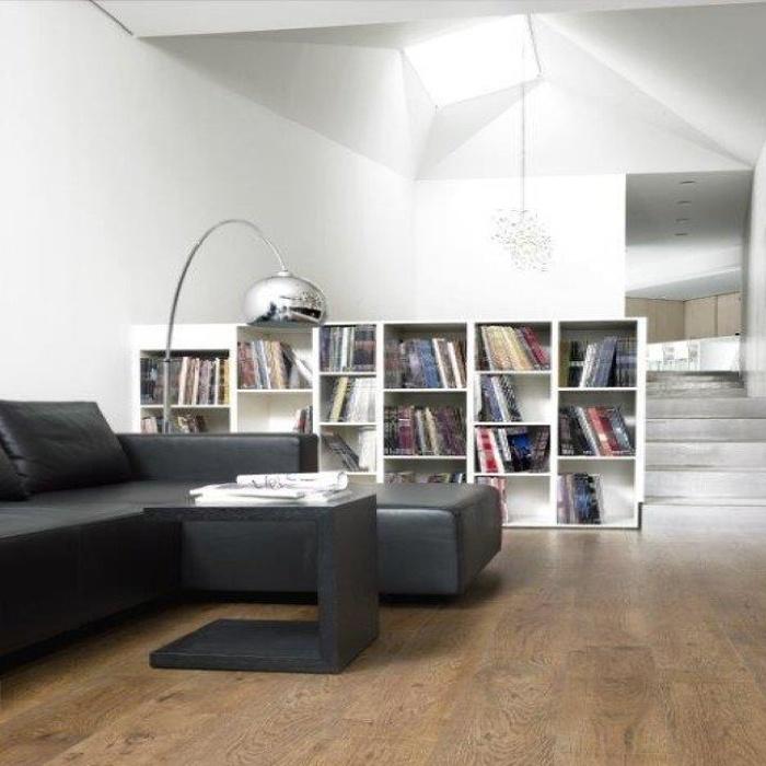 Bibliothèque en frêne blanc 0