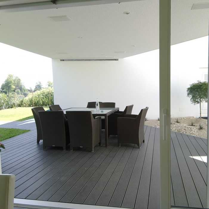 Terrasse Composite Noir Reglisse