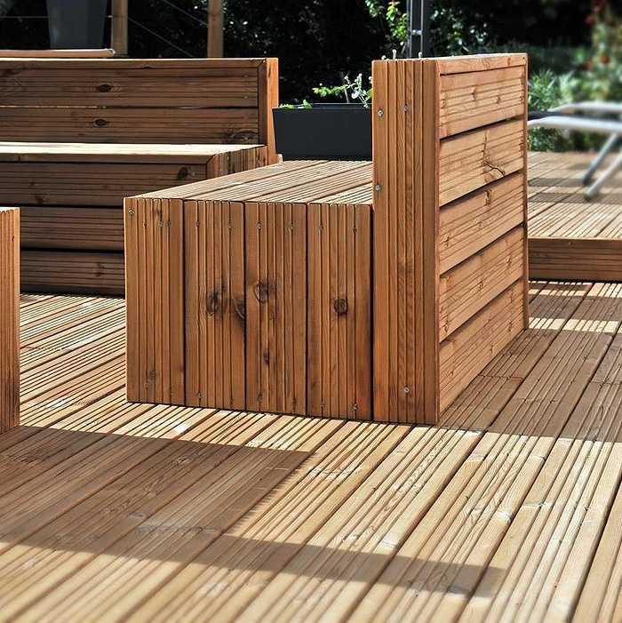 Terrasse en pin classe terrassepinclasse44
