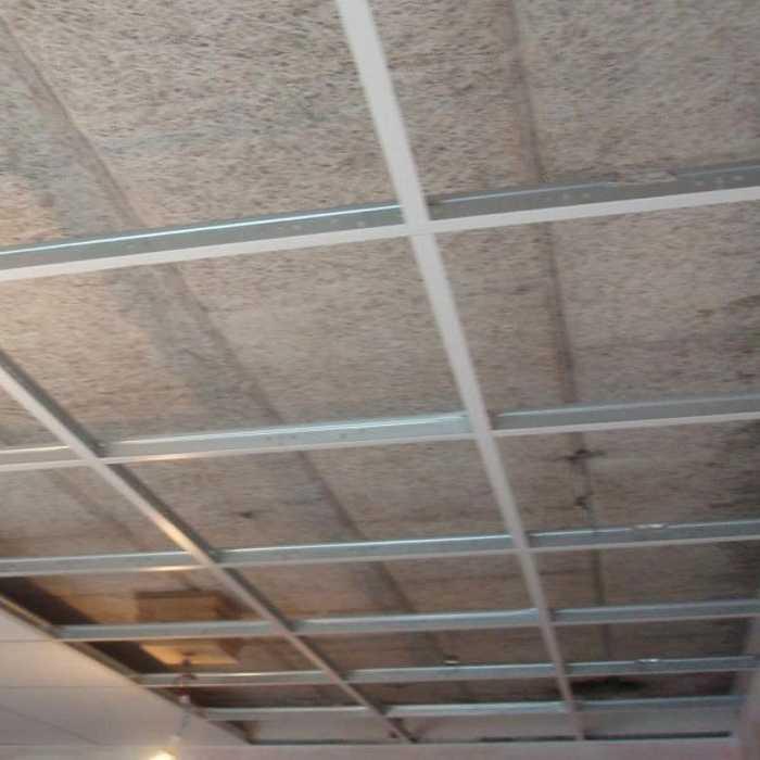 Dalles de plafond 0
