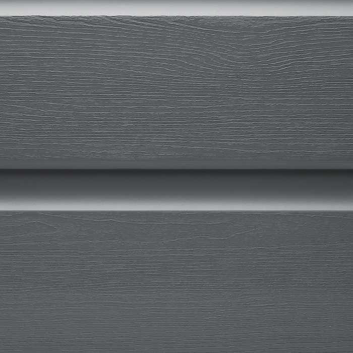 Bardage PVC AIGIS aigis-gris-basalte