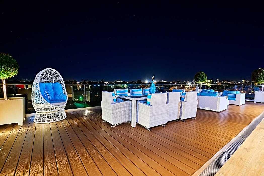 Terrasse composite modèle Soltéa Teck solteateck4