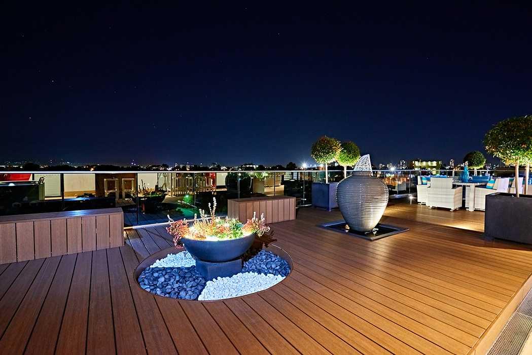 Terrasse composite modèle Soltéa Teck 0