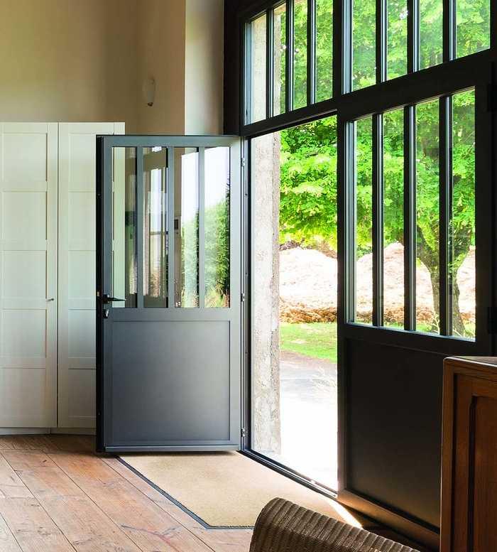 Porte d''entrée RAU-FIPRO - Art & Fenêtres 0