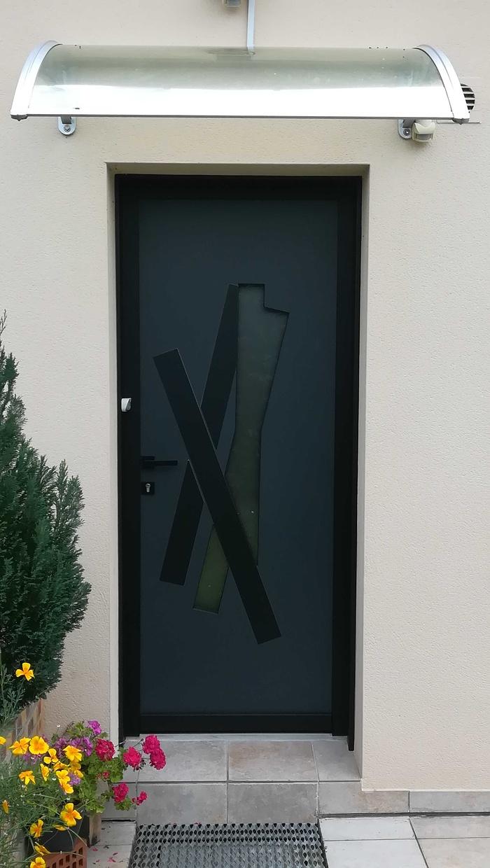 Porte d''entrée Monalu - Vannes -56 02apres1