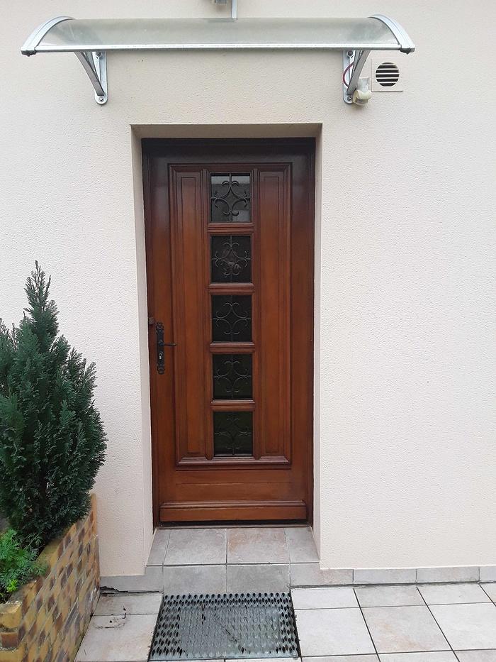 Porte d''entrée Monalu - Vannes -56 01avant1