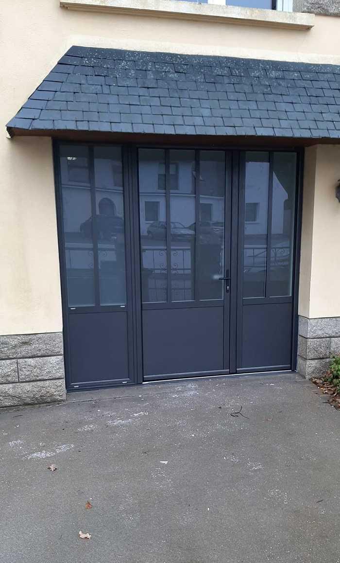 Rénovation porte fenêtre sur maison de caractère 0