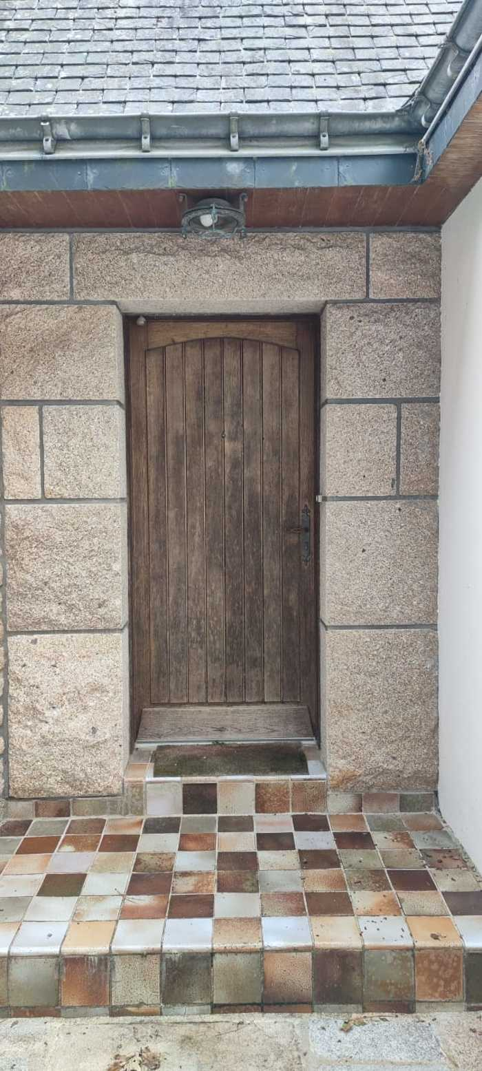Porte d''entrée classique aluminium - Carnac index